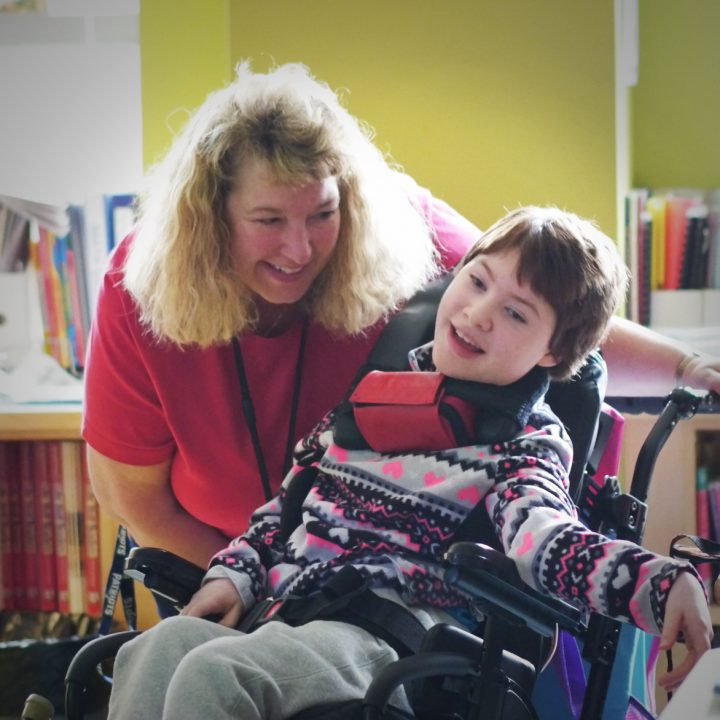 Meet Betty Anne | Para Educator